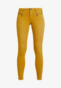 Freeman T. Porter - CAMILA NEW MAGIC  - Jeans Skinny Fit - golden palm - 4