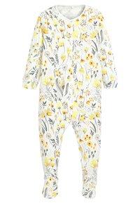 Next - 3 PACK - Pyjama - yellow - 3