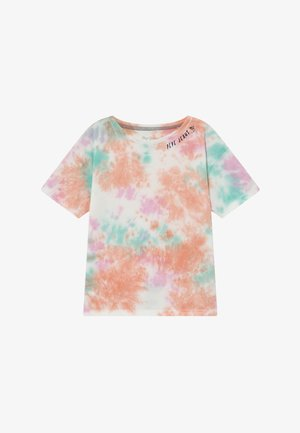 PERLE - T-shirt con stampa - multi-coloured