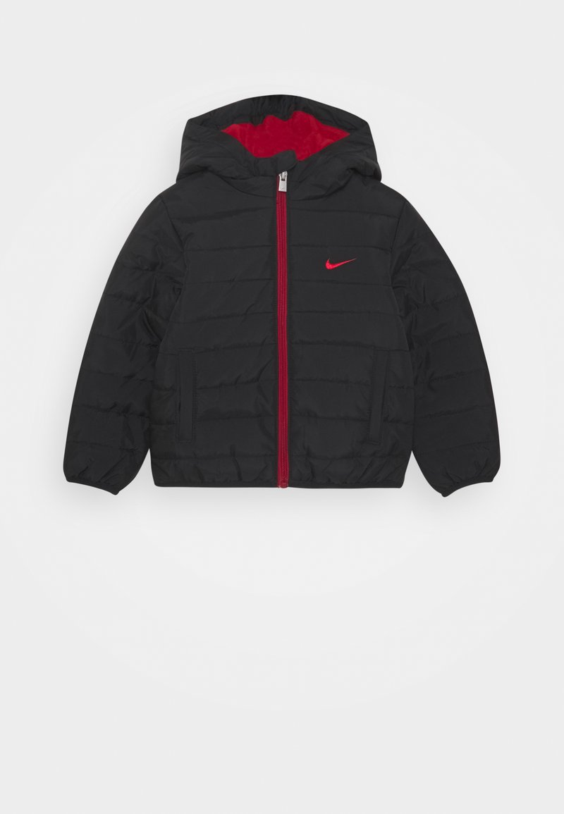 Nike Sportswear - BOYS ESSENTIAL PADDED - Winter jacket - black