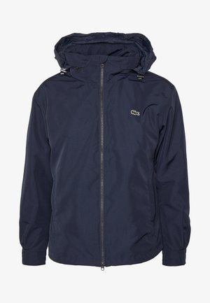 Summer jacket - dark navy blue