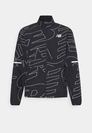 REFLECTIVE ACCELERATE PROTECT JACKET - Sports jacket - black