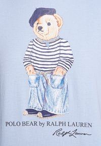 Polo Ralph Lauren - SHORT SLEEVE - T-shirts med print - elite blue - 7