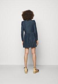 See by Chloé - Denimové šaty - denim blue - 2