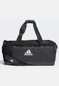 adidas Performance - CONVERTIBLE TRAINING DUFFEL BAG MEDIUM - Sporttas - black/white - 1