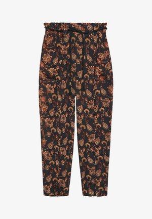 MALDI - Pantalon de survêtement - black