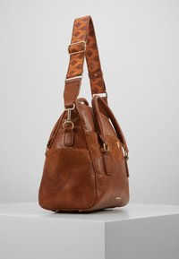 Desigual - MELODY LOVERTY - Shopping bag - camel oscuro - 3