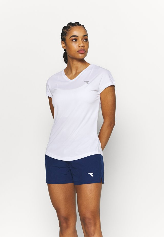 TEAM - T-shirt basic - optical white