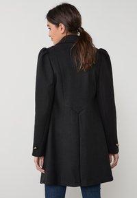 Next - PUFF SHOULDER - Short coat - black - 1