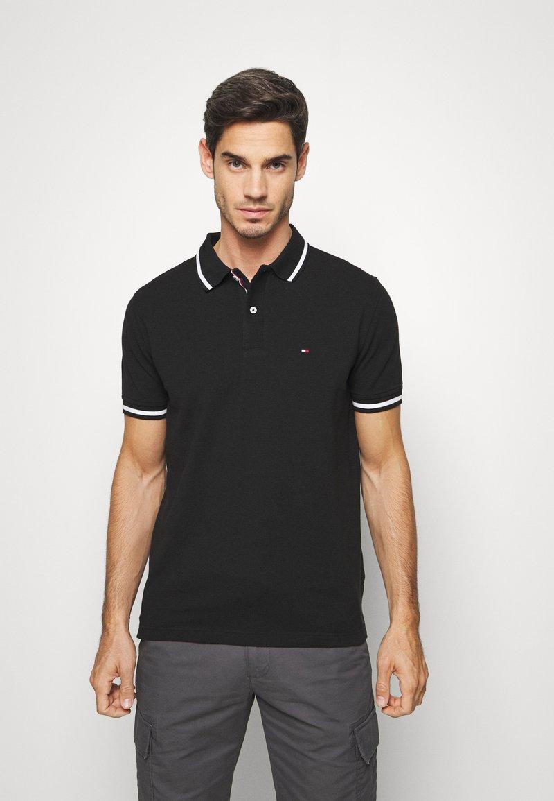 Tommy Hilfiger - Polo shirt - black