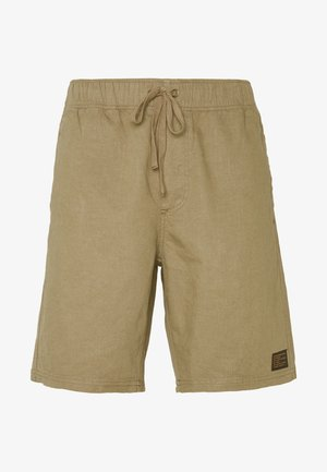 DENDYS ELASTIC WAIST - Shorts - covert green