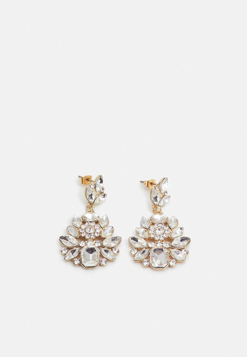 Pieces - PCSASHA EARRINGS - Earrings - gold-coloured