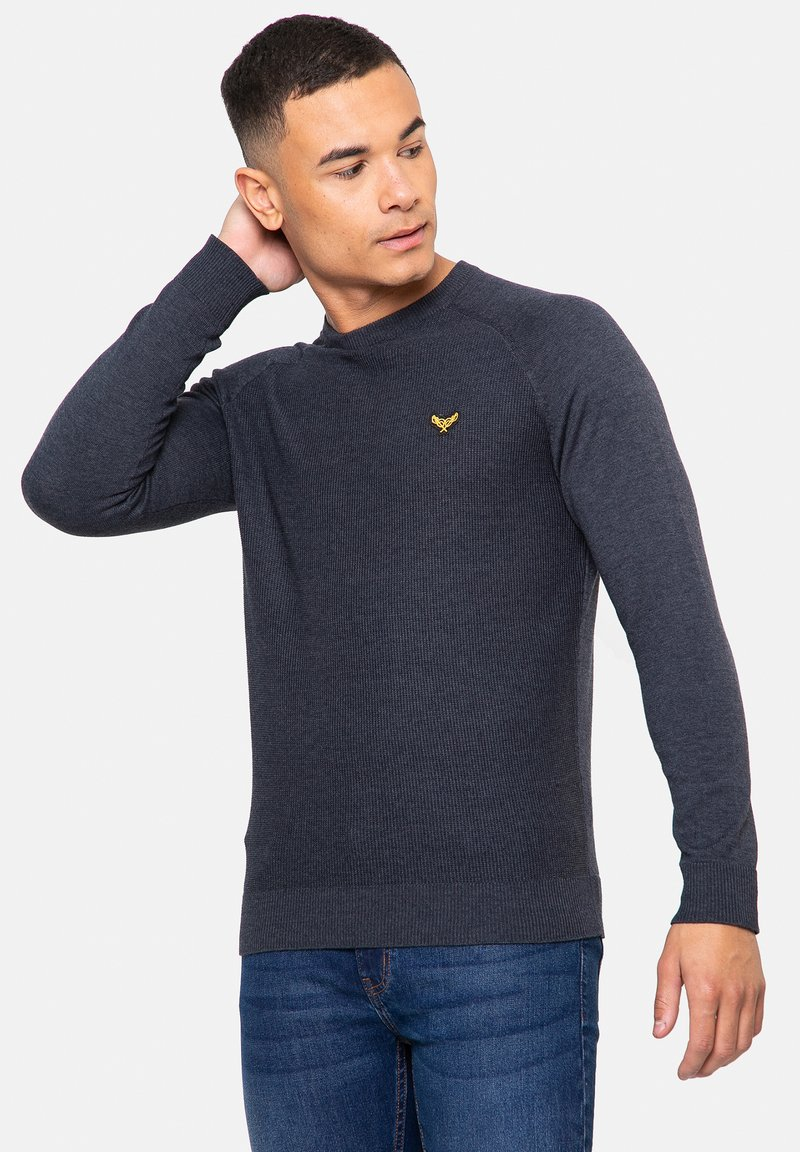 Threadbare - Pullover - blau