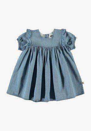 CHANDA - Day dress - summer wash indigo