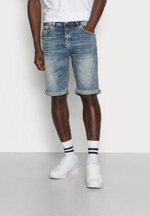 LANCE - Shorts di jeans - laredo wash