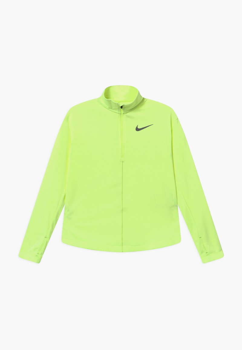 Nike Performance - RUN - Sports shirt - barely volt