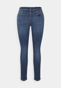 Armani Exchange - Jeans Skinny Fit - indigo denim - 1