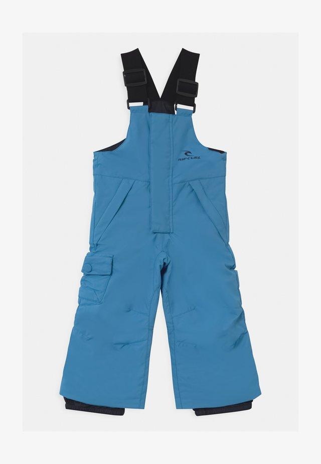 UNISEX - Snow pants - blue