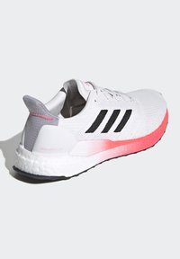 adidas Performance - SOLAR BOOST 19 - Neutral running shoes - crystal white/core black/copper metallic - 6