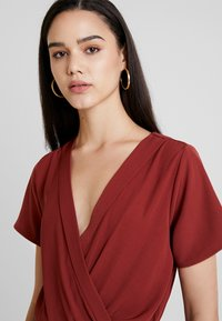 Even&Odd - Tuta jumpsuit - dark red - 3