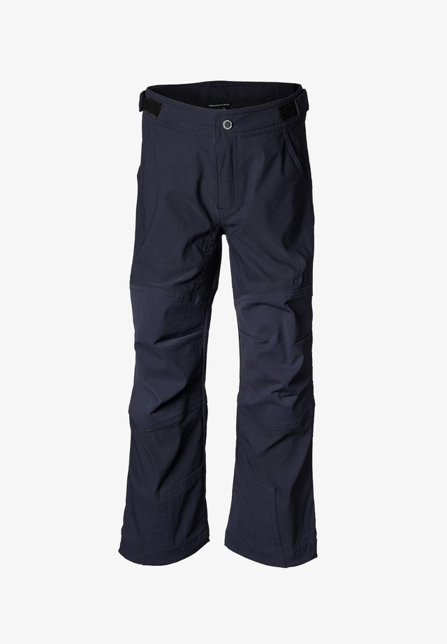 TRAPPER  - Trousers - navy
