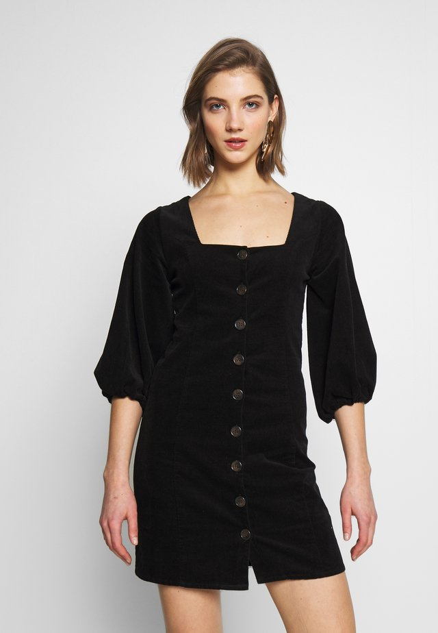 ROXY DRESS - Robe d'été - black