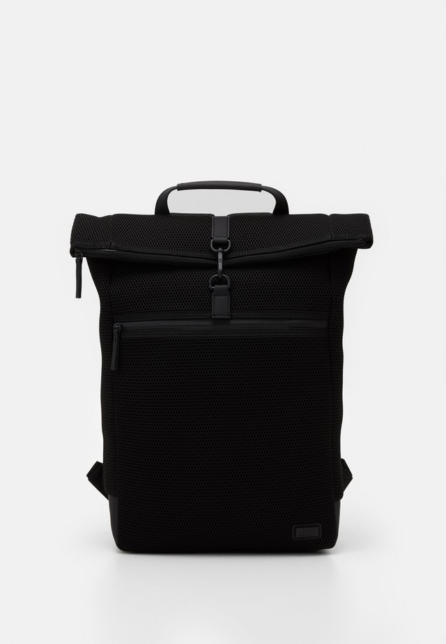COURIER BAG  - Tagesrucksack - black