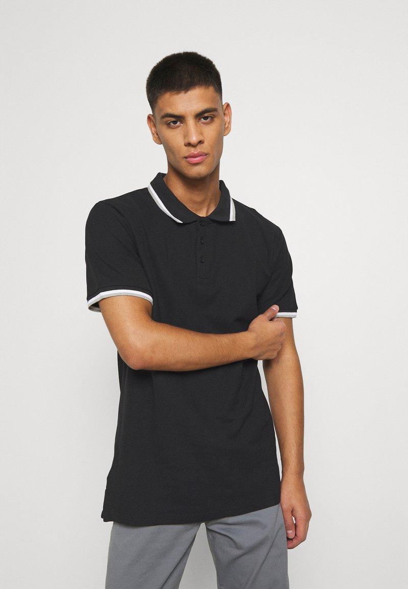 Denim Project - Polo shirt - black