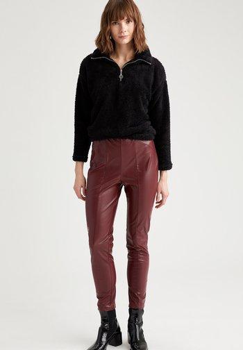 Fleece jumper