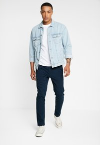 Hollister Co. - Chino - navy - 1