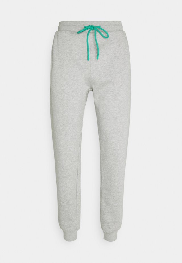 RELAXED JOGGER UNISEX - Verryttelyhousut - light grey marl