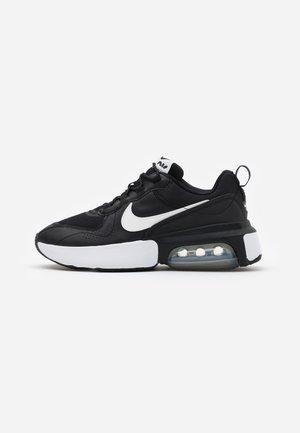 AIR MAX VERONA - Sneakers laag - black/summit white/anthracite/metallic silver