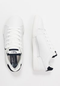 Pepe Jeans - LAMBERT ACTION BOYS - Trainers - white - 0