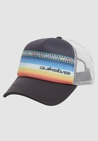 Quiksilver - SUN FADED - Cap - india ink - 3