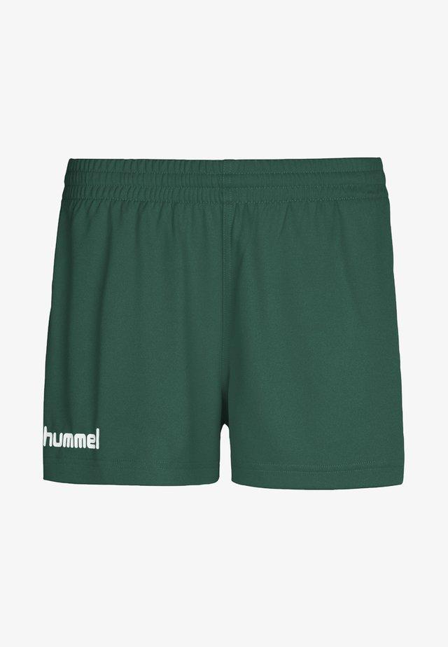 CORE - kurze Sporthose - evergreen