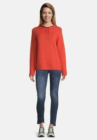 Cartoon - Jumper - orange - 1