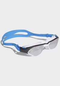 adidas Performance - PERSISTAR 180 MIRRORED SWIM GOGGLE - Goggles - white - 1