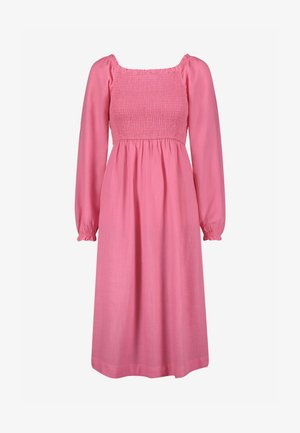 SHIRRED - Vestido informal - pink