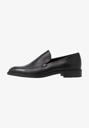 FRANCES - Slip-ons - black