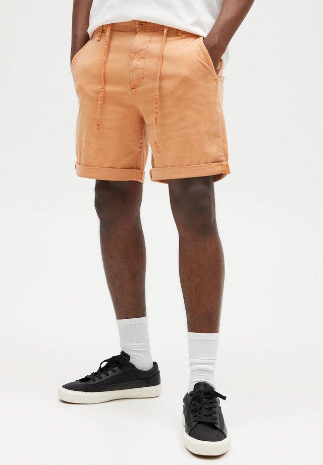 Kraťasy - orange