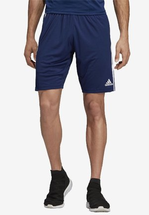 TIRO 19 TRAINING SHORTS - kurze Sporthose - blue