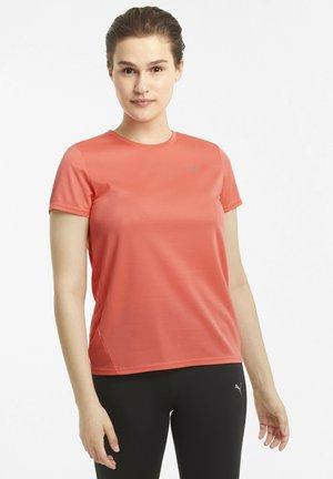 Print T-shirt - georgia peach