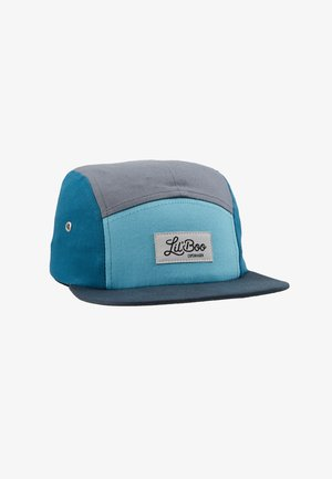 BLOCK - Gorra - blue