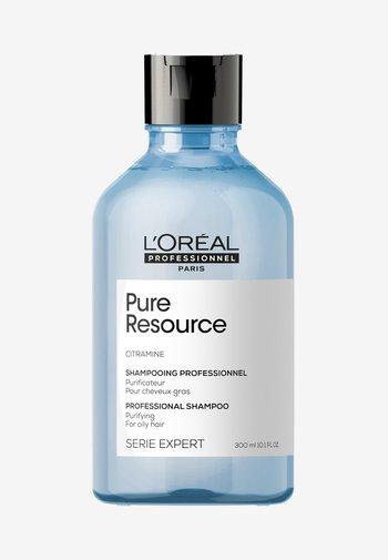 Paris Serie Expert Pure Resource Shampoo - Shampoo - -