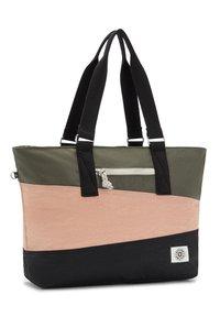 Kipling - JODI M  - Tote bag - valley pink bl - 2