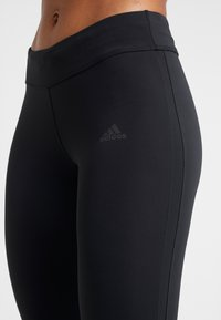 adidas Performance - OWN THE RUN - Tights - black - 6