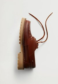 Mango - Boat shoes - marron - 5
