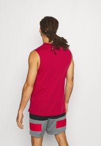 Jordan - DRY AIR - Sports shirt - gym red/black - 2