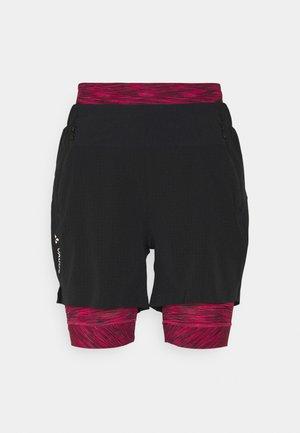 SHORTY SHORTS - Pantaloncini sportivi - black
