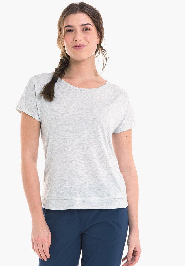 RIESSERSEE - Basic T-shirt - white
